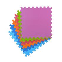 Piso De Goma Eva Modulos 50 X 50 Cm Varios Colores Prestigio