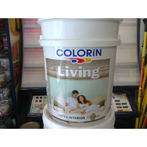 Colorin Living Blanco Latex Interior Premium X 20 Lts.