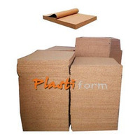 Planchas De Corcho 3 Mm- 90cmx60cm - Pack X 5 Planchas -