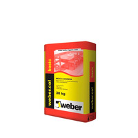 Pegamento Weber Col Basic Para Ceramica X 30 Kg
