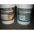 Fullcover Microcemento Con Laca Y Base Niveladora 10m2 Min