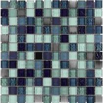 Malla Mirror Grey 30 X 30 Cm