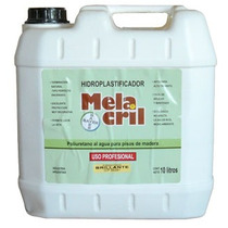Hidrolaca Melacril X 5 Litros Laca Poliuretanica Al Agua