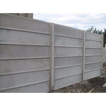 Muros De Hormigón Pre-moldeado Precio Por Mts2