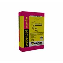 Pegamento Weber Superflex X 30 Kl Loza Radiante Piso S/piso