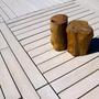 Revestimiento Deck Madera Veteada
