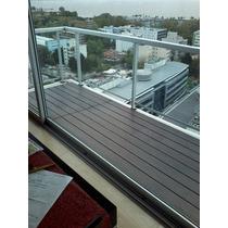 Decks Para Balcones Y Terrazas Libres De Mantenimiento