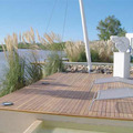Deck De Madera Eucaliptus Grandis Country 1 X 3 Precio X M2