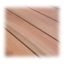 M2 Deck Eucalipto Grandis Primera Calidad 1x4 En 3 O 4 Mts