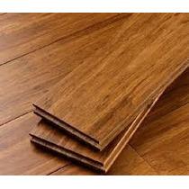 Piso Prefinished De Bamboo Tostado 15x96x960 Mm
