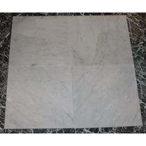 Marmol Carrara Italia Marmeta/baldosa 30.5x30.5x1 Calibrado