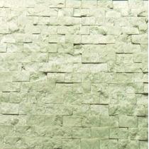 Placa Panel Kubic Revestimiento Simil Piedra Poliuretano