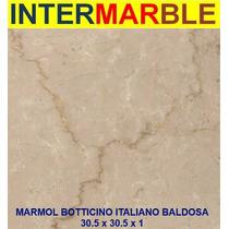 Marmol Botticino Italiano Marmeta/baldosa 30.5x30.5x1 Calibr