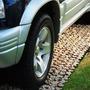 Piso Encastrable X M2 Deck Transitable Vehiculos Cesped