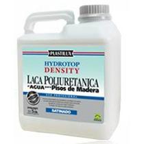 Laca Plastificante Poliuretana Al Agua Hidrotop 5l Petrilac