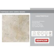 Porcelanato Fortezze Gris C. Negro 60x60(precio Por M2)