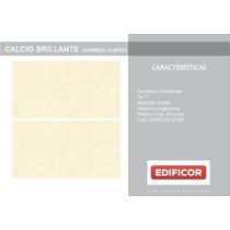 Cerámico Alberdi Calcio Brillante 32x60/57420 Precio Por M2