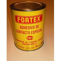 Adhesivo De Contacto Fortex X 1lts