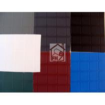 Piso Vinilico Cuadrille Y Cuadrille Tablet Colores Varios