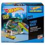 Hot Wheels Turbo Lavado Con Auto Jugueteria Bunny Toys