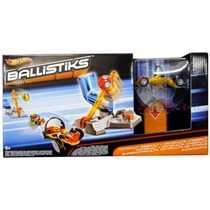 Hot Wheels Lanzador Ballistiks C/autito Catapulta De Ataque