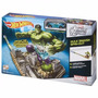 Clippate Pista Hot Wheels Avengers Marvel Hulk Importado