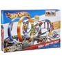 Hot Wheels Mega Pista De Choque 1 Auto Kidplay