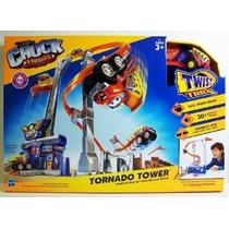 Tonka Chuck & Friends Twist Trax Tornado Tower Dia Del Niño