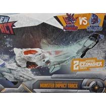 Frozen Impact Monster Impact Track Pista De Hielo