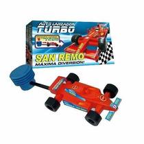 Auto Lanzador Turbo San Remo, Maxima Diversion