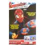 Mascara Spider Man, Hombre Araña, Vision Aracnida Con Luz