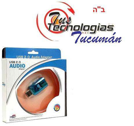 Placa De Sonido Externa Usb En Tucuman 5.1 Excelente Calidad