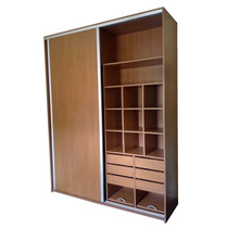 Placard 200x260x060 Puertas Integrales C/perfileria En Alum