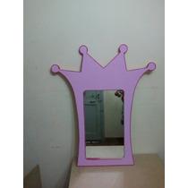 Espejo Infantil Corona