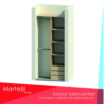 Interior De Placard Xpress 100-120cm