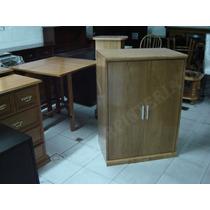 Mueble 2 Puertas 2 Estantes 60x35x100cm /carpinteria Dm