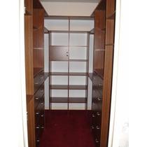 Interior De Placard A Medida. Precio X M2
