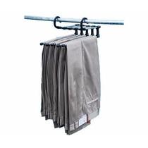 Pantalonero Colgante Central Para 5 Pantalones Placard