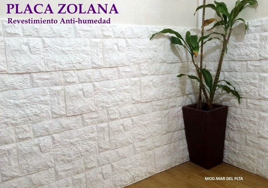 Placas anti humedad zolana 4858 3800 revestimiento p - Precio de revestimiento para pared ...