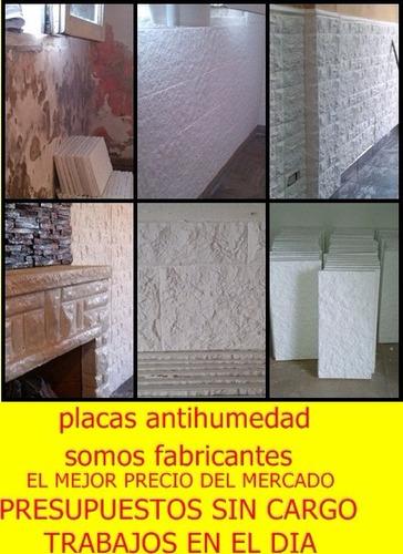Placas Antihumedad