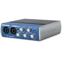 Placa Audio 2 Canales Midi Audiobox 22 Vsl Usb 2.0 Presonus
