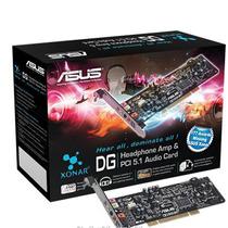 Placa De Sonido Asus Xonar Dg 5.1 Dolby Digital Pci