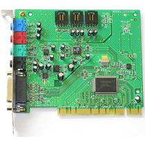 Placa De Sonido Sound Blaster 128 Slot Pci Creative