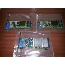 Placas De Video Xfx Geforce 2 Mx400 Agp 8x/4x/2x 64mb Tv-out