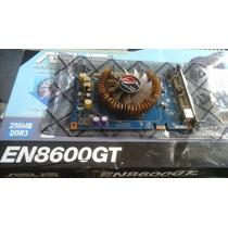 Placa De Video Nvidia Geforce 8600 Gt Ddr3 256 Mb Pci Expres