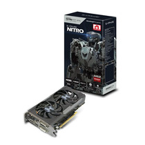 Sapphire Radeon R7 370 4gb Nitro Oc Pcie 3.0 - Tricubo