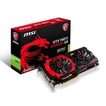 Geforce Gtx980ti 6gb Gddr5 Msi Gaming Hdmi/display Port/dvi