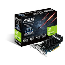 Asus Geforce Gt730 1gb Ddr3 Pci-e Silent Low Profile Gt 730