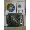 Placa De Video Zogis Geforce 7600 De 256mb!!!