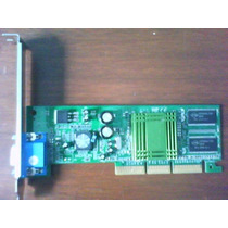 Placas De Video Agp De 32mb Sis 315 Igual A Tnt 32mb Impecab